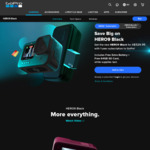 GoPro HERO9 Black + 64GB MicroSD + 1x Spare Battery + 1-Year GoPro Subscription  $529.95 +Free Express Delivery @ GoPro