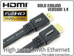 The Cable Connection - HDMI Cables - Buy 1 Get 1 Free (or 100% off Second Item if You like!)