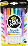Crayola Take Note Erasable Highlighters 6 Pack $5 + Delivery ($0 with Prime/ $39 Spend) @ Amazon AU / Target