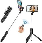 Bluetooth Selfie Stick Tripod Selfie Stick $15.20 (20% off) + Delivery (Free with Prime/ $39 Spend) @ Twinspail AU Direct Amazon