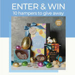 Win 1 of 10 Gourmet Basket Easter Treats Hamper Worth $79.00 from Gourmet Basket