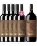 Peter Lehmann The Barossan Shiraz 5x750ml & 1.5l Magnum for $95 in Store @ Dan Murphy (Membership Required)