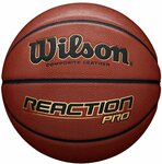 Wilson Reaction Pro Premium Basketball $41.96 (RRP $59.95) + $7 Delivery ($0 with $99 Spend) @ Wilson