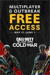 [PC, PS4, XB1] Free to Play: Call of Duty: Black Ops Cold War Multiplayer&Outbreak 27/05 to 1/06 - Battle.Net/PS Store/MS Store
