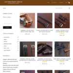 15% off Leather Watch Straps, Free Delivery @ Leather Straps