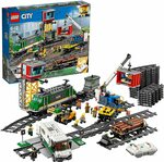 LEGO City Cargo Train 60198 - $199 Delivered @ Amazon AU