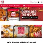 10 Chicken Tenders for $10 @ KFC via App