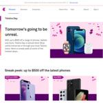 Telstra Day: iPhone 12 Mini 64GB $699 (Save $500) + Plan, iPad Air 4 64GB Cellular $899 (Save $200) + Plan & More @ Telstra