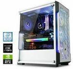 Desktop PC with Intel Core i9-9900KF, Gigabyte Z390 Motherboard, RTX 3080, 16GB RAM, 1TB NVMe SSD $2799 + Delivery @ BPC Tech