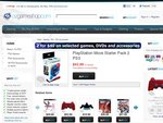 Sony PlayStation 3 Move Starter Pack 2 $43.99 Including Free Delivery at OzGameShop