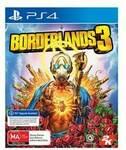[PS4] Borderlands 3 $5 + Delivery ($0 C&C) @ Target
