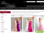 Up to 65% off on Prom Dresses @Didobridal.com