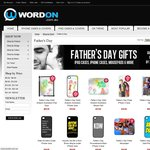20% off Father's Day Gifts - Personalised iPhone Cases, iPad Cases & More. +FREE Shipping