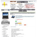 "ASUS 14"" Notebook X401U Dual Core, 320GB, USB3, HDMI, 2yr wrty $299 Pickup @ Storm Computers, WA"