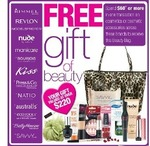 Priceline - Free Beauty Bag with $60 Purchase
