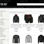 THE HUT - 50% off 30 Items - Includes Jackets, Underwear and More