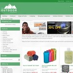 The Outdoor Company 30% off Sea to Summit Products