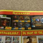 [PC] JB Hi-Fi Blizzard Sale! Starcraft 2: Heart of The Swarm (HOTS) $34, SC2: WOL $27, WOW Deals