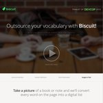 [Android & iOS] 'Biscuit' Translation Dict - 9 Lang & Vocab Training Flashcards Free APPGRATIS