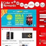 Coke Rewards $50 Myer GC for 1000 Point