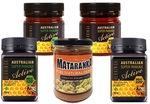 $49 for Three Jars Berringa Manuka 120 MGO 250g Honey