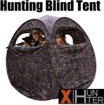 Pop up Ground Hunting Blind Tent 25% OFF, Now Only $75 Plus $17 Flat Postage Stock in Melbourne