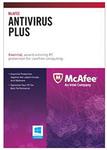 McAfee AntiVirus Plus 1 Year Activation Card $2 @ PCCaseGear