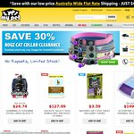 My Pet Warehouse 15% off Sitewide - This Weekend