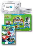 Wii U Console + Mario Kart 8 + Skylanders + Free DL Game $279 @ EB GAMES 31/5