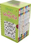 $50 Book Box Sets: Diary of Wimpy Kid (8) Dr Seuss (20) Famous Five (21) @ Big W - From Thursday