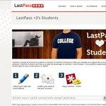 Free 6 Months of LastPass Premium (Req EDU Email)