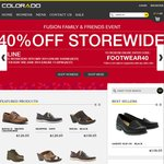 40% off Storewide - Colorado (Online)
