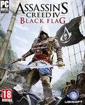 Assassin's Creed IV: Black Flag Std Ed £8.99 ~AUD 16.23 Uplay Key @ Amazon UK Historical Lowest