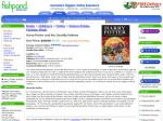 Harry Potter and the Deathly Hallows $4.45 at FishPond