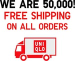 UNIQLO - 48hrs Free Shipping & No Minimum Spend
