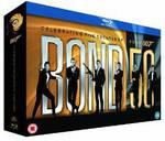 James Bond Set Blu Ray 50 Pounds One Hour Only @ Amazon