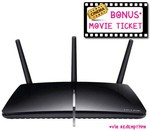 Wireless1: TP-Link Archer D7 & D9 Wireless Modem Router $139/$199 Delivered +  Movie Tickets