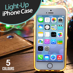 Light up Case for iPhone 5/5s, 6 or 6 Plus $9 Delivered @ Mydeal.com.au