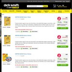 Norton 360 Multi Device 3 Devices: $6.75 after $40 Cashback (Click & Collect) @ Dick Smith