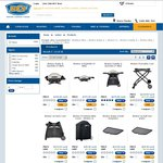 10% off Weber Accessories @ BCF (+Possible Further 10% on Masters Price Match)