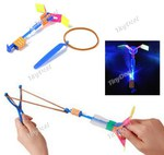 HY 558A Arrow Helicopter Flying Toy with LED Light for Kids $0.99 @ Tinydeal