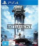 Star Wars Battlefront - $68 + $0.99 Delivery - Pre-Order @ JB Hi-Fi (PS4/Xbox One/PC)