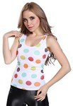 US$0.99 (A$1.39) Custom Print Tank Top Delivered @ ArtsCow