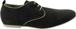 Grizzly Mens Leather Suede Shoes Only $19.95 + $9.95 Postage with Coupon @ Brand House Direct