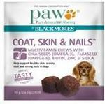 FREE Sample: PAW Coat, Skin & Nails Multivitamin Chews for Dogs @ PINCHme