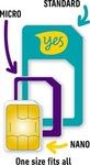 Optus $30 Pre-Paid SIM Now $10 @ Optus Online (Free Express Shipping)