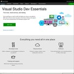 6 Months Free Subscription at Pluralsight/Digital Tutors With Visual Studio Sign Up