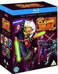 [Blu-Ray] Star Wars Clone Wars - Season 1-5 £32.74 (~AU $57), The Hobbit Trilogy (2015) £17.74 (~AU $31) Delivered @ Amazon UK