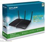 TP-Link Archer D7 ADSL2+ AC1750 Modem Router $127.20 Delivered @ Futu Ebay