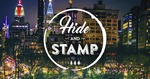Hide N Stamp - Win Gift Cards, Beats, Pool Toys and More: Total Prize Pool $97,219.90 [Instant Win] [NSW, VIC, QLD, WA]